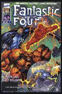 Fantastic Four Vol 2 1