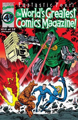 Fantastic Four World's Greatest Vol 1 12