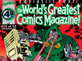 Fantastic Four: World's Greatest Comics Magazine Vol 1 12