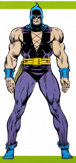 Harlan Krueger (Earth-616) from Official Handbook of the Marvel Universe Master Edition Vol 1 7 0001