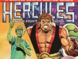 Hercules: Twilight of a God Vol 1 3
