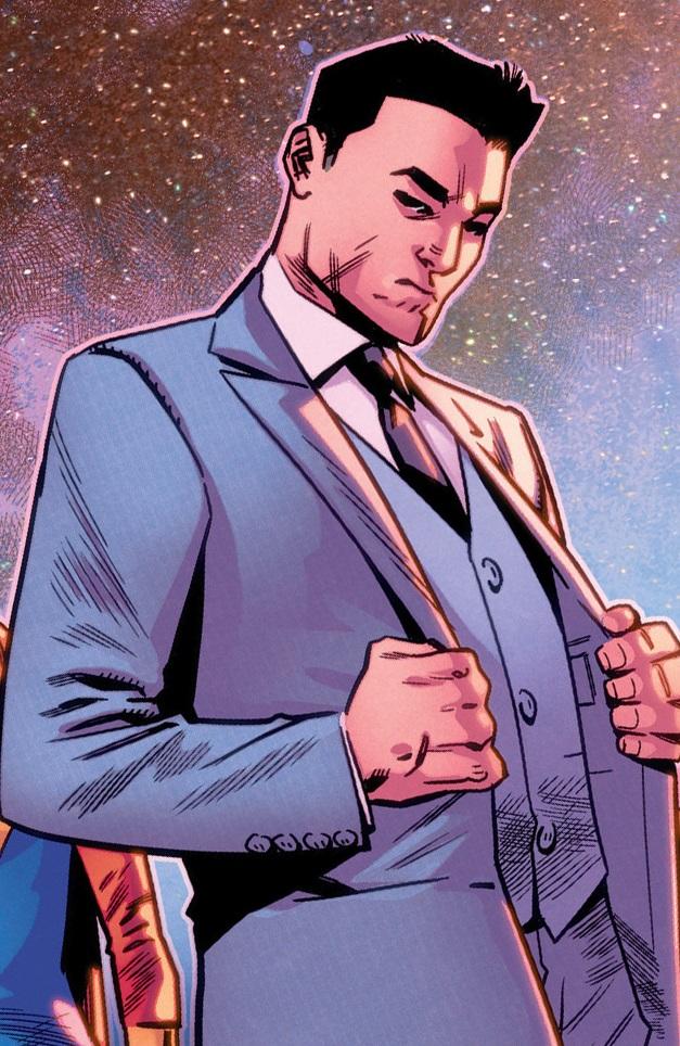 James Woo (Earth-616) | Marvel Database | Fandom