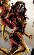 Jean Grey (Earth-2149) from Marvel Zombies 2 Vol 1 4 001