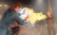 John Allerdyce (Earth-10005) vs. Robert Drake (Earth-10005) from X-Men The Last Stand 0001