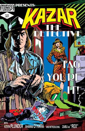 Ka-Zar the Savage Vol 1 17