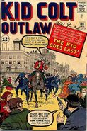Kid Colt Outlaw Vol 1 108
