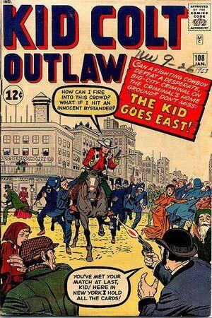 Kid Colt Outlaw Vol 1 108