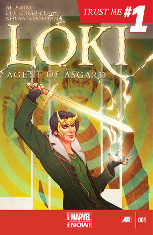 Loki Agent of Asgard Vol 1 1