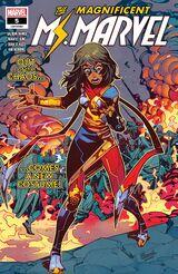 Magnificent Ms. Marvel Vol 1 5