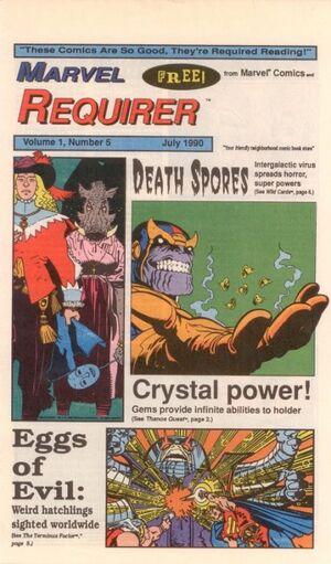 Marvel Requirer Vol 1 5