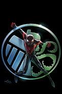 Miles Morales Ultimate Spider-Man Vol 1 8 Textless