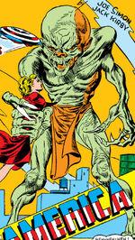 Oriental Giants from Captain America Comics Vol 1 2 0001