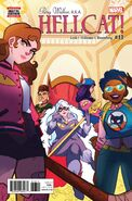 Patsy Walker, A.K.A. Hellcat! Vol 1 13