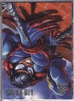 Peter Ross (Earth-9602) from Amalgam Comics (Trading Cards) 0001