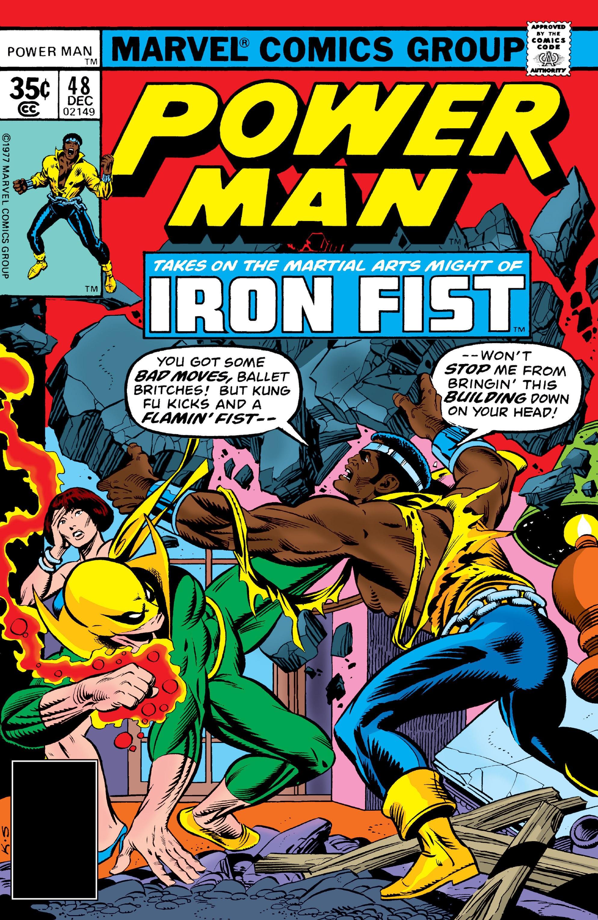 Power Man Vol 1 48