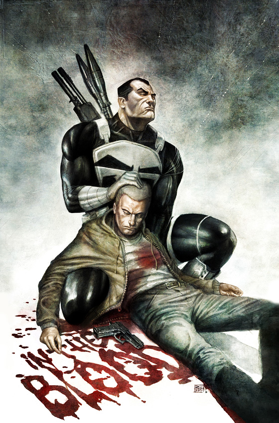 Punisher In the Blood Vol 1 5 Textless.jpg