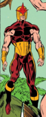 Richard Rider (Earth-616) from New Warriors Vol 1 8 0001
