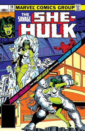 Savage She-Hulk Vol 1 19