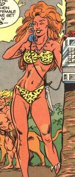Shanna O'Hara (Earth-9047) from What The-- Vol 1 12