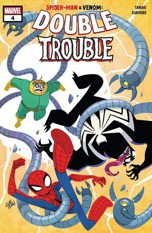 Spider-Man & Venom Double Trouble Vol 1 4