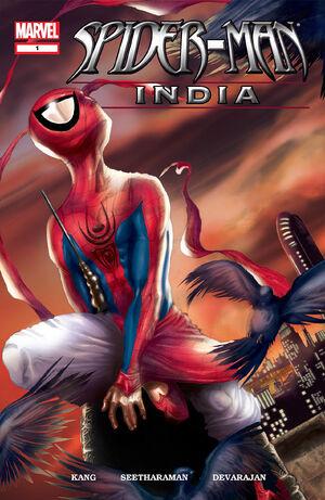 Spider-Man India Vol 1 1
