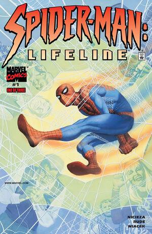 Spider-Man Lifeline Vol 1 1