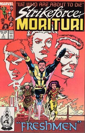 Strikeforce Morituri Vol 1 8