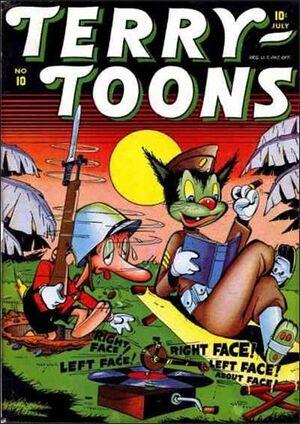 Terry-Toons Comics Vol 1 10