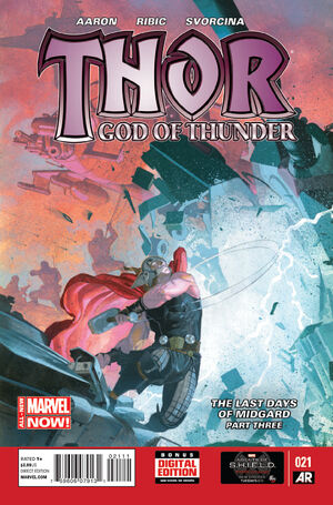 Thor God of Thunder Vol 1 21