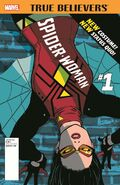True Believers Spider-Woman Vol 1 1