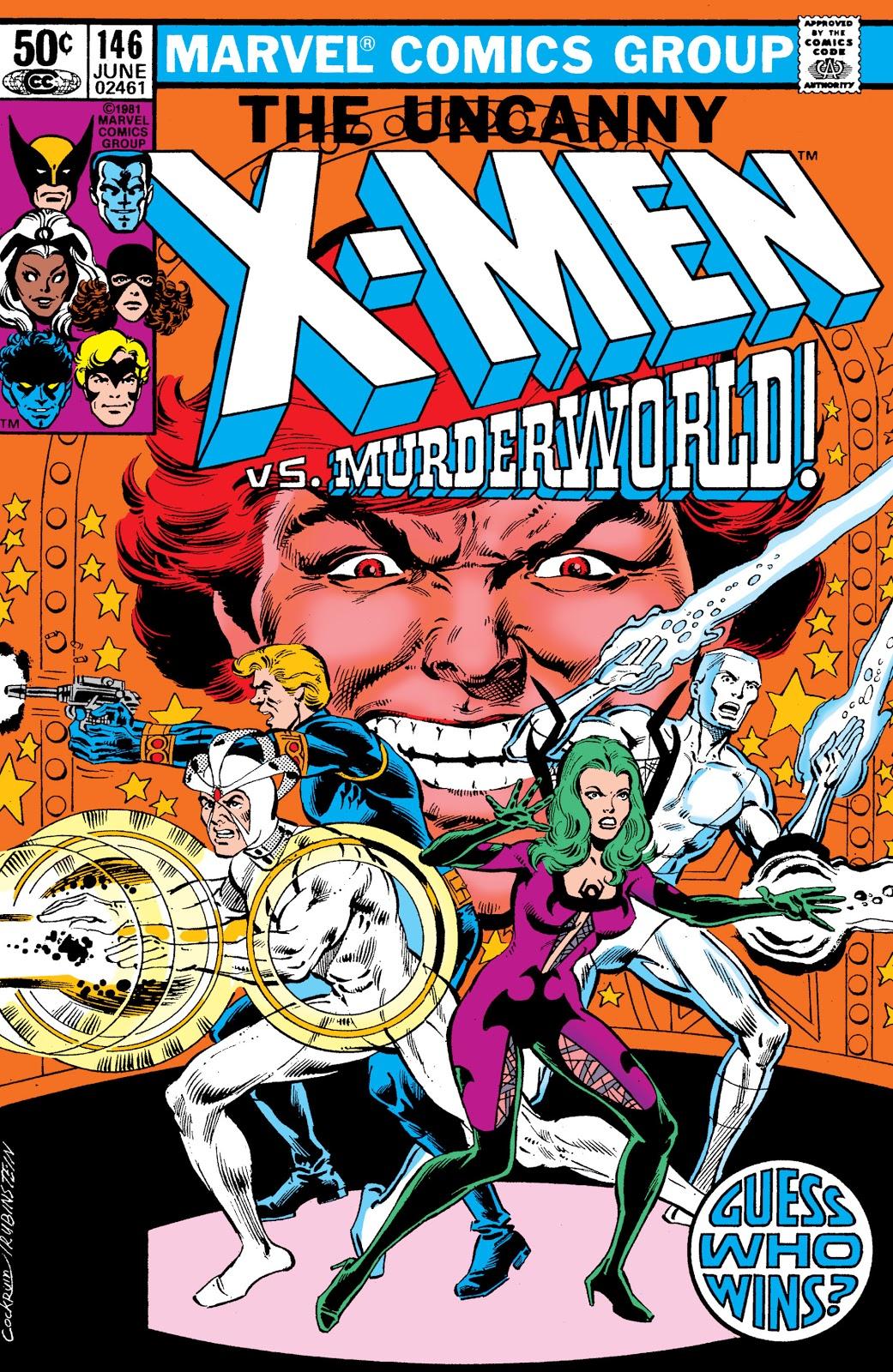 Uncanny X-Men Vol 1 146