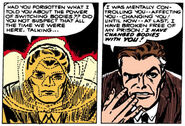 Victor von Doom (Earth-616) and Reed Richards (Earth-616) from Fantastic Four Vol 1 10 0001