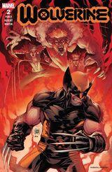 Wolverine Vol 7 2