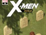 X-Men: Gold Vol 2 36