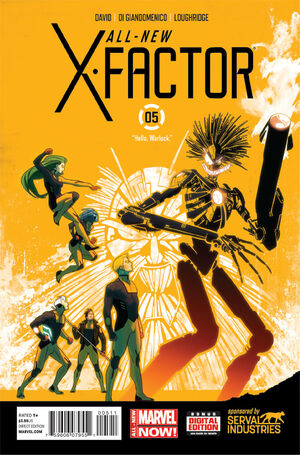 All-New X-Factor Vol 1 5
