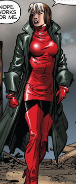 Anna Raven (Earth-1009) from New Exiles Vol 1 2 0001
