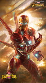 Anthony Stark (Infinity War) (Earth-TRN517) from Marvel Contest of Champions 001
