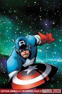Captain America & the Korvac Saga Vol 1 1 Textless