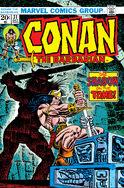 Conan the Barbarian Vol 1 31