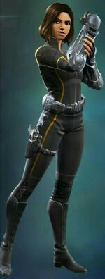 Daisy Johnson (Earth-TRN517) from Marvel Contest of Champions 001