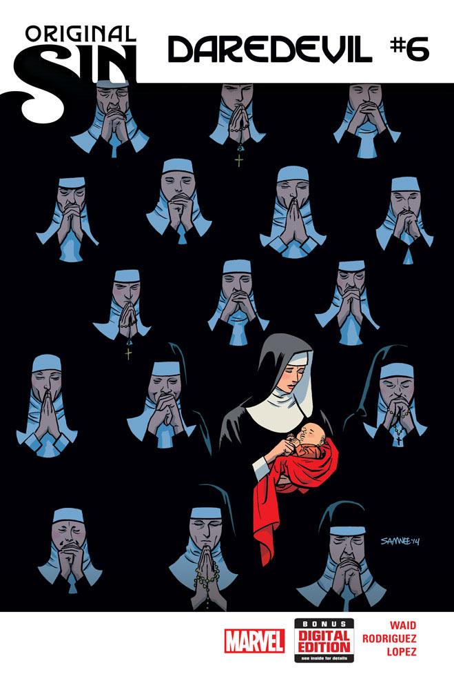 Daredevil Vol 4 6 Textless