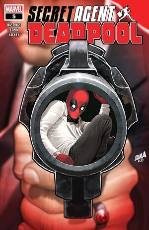 Deadpool Secret Agent Deadpool Vol 1 5
