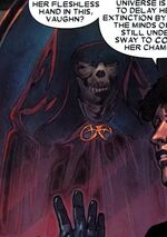 Death (Earth-10011) from Thanos Imperative Vol 1 1 001
