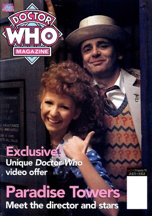 Doctor Who Magazine Vol 1 230