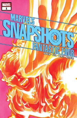 Fantastic Four Marvels Snapshot Vol 1 1