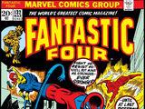 Fantastic Four Vol 1 132