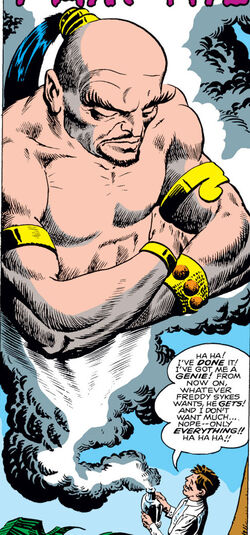 Genie (Earth-616) from Tales to Astonish Vol 1 8 0001