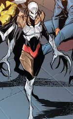 Hive (Poisons) (Earth-17952) Members-Poison Lady Deathstrike from Venomized Vol 1 1 001
