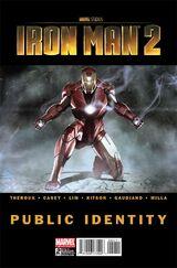 Iron Man 2: Public Identity Vol 1 2