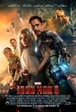 Iron Man 3 (film) IMAX poster 001